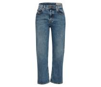 Jeans 'aryel' blau
