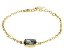 Armband 'ubb21704' gold / basaltgrau