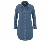 Kleid 'Ultimate Western Dress' blue denim