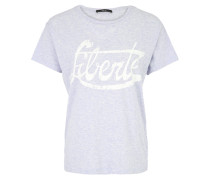 T-Shirt Liberté hellblau