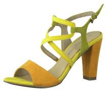 Sandalette gelb / orange