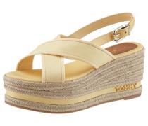 Sandale 'Sue 3C' pastellgelb