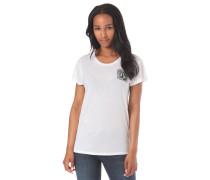 Easy Babe Rad 2 T-Shirt weiß