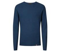 Pullover 'noah' blau