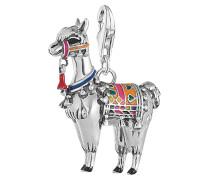 Charm-Anhänger 'Lama' silber