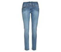 Jeans 'Pearl' blue denim