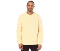 'Cornell Pastel Crew' Sweatshirt gelb