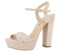 Sandalette 'Stefania' nude