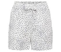 Shorts navy / weiß