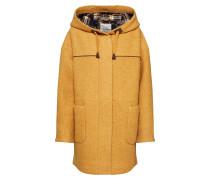 Mantel 'Duffle Coat' gelb