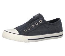 Schnürungsloser Sneaker navy