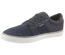 Sneaker navy / schwarz / weiß