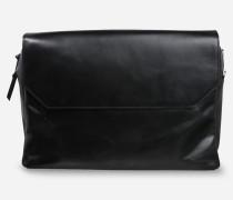 Messenger Bag 'New Courier' aus Leder