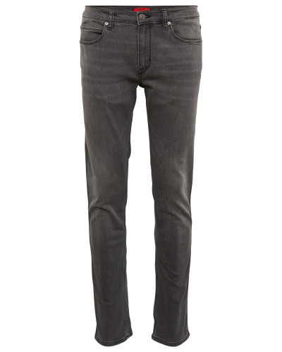 Slim-Fit-Jeans ' 708' grey denim