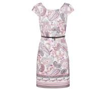 Kleid mischfarben / rosa