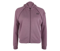 Sport-Sweatjacke 'rival Fleece FZ'