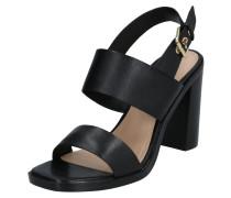 Sandalette 'fielia' schwarz