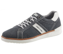 Sneaker 'Leroy' dunkelblau / weiß