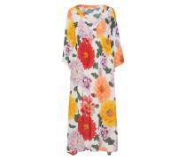 Kleid 'Mini Dress Botanic Flowers' mischfarben