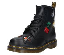 Stiefel '8 Eye Boot 1460' schwarz