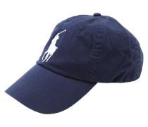 Cap 'classic Sport' blau / weiß