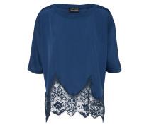 Blusenshirt blau