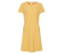 Kleid 'zambia SS Dress Aop' gelb
