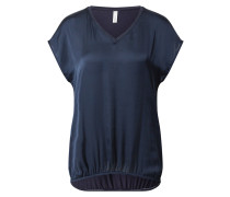 Bluse 'Thilde 35' navy