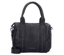 Handtasche 'Blob' 29 cm schwarz