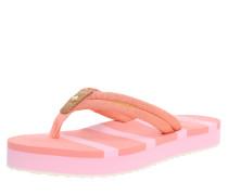 Slipper 'St Bart' koralle / pink