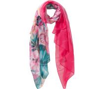 Schal mischfarben / rosa