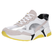 Sneaker gelb / anthrazit / offwhite