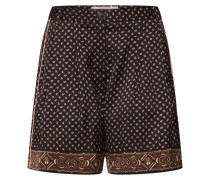 Shorts 'Printed pyjama shorts'