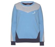 Sweater hellblau / graumeliert / marine