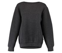 Sweatshirt 'LW Quilted' dunkelgrau
