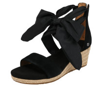 Sandalen 'Trina' schwarz