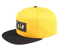 Cap 'Nike Air Pro' gold / schwarz