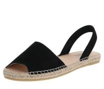 Sandalen 'Menorque Velour'