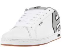 Sneaker 'Fader' grau / weiß