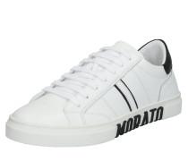 Sneaker 'Strike' weiß