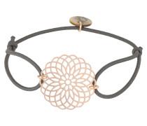 Armband 'Sun' rosegold / graphit