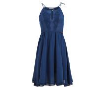 Kleid 'lobelie' blau