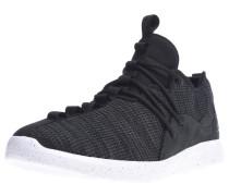 Sneaker 'Roy X-Knit' schwarz / weiß