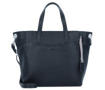 Handtasche 'Mila' schwarz