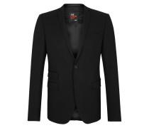 'Fusion Suit Slim' Jersey-Sakko