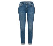Jeans 'b.up Precious' blue denim