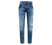 Jeans 'Blizzard' blue denim