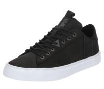 Sneaker Low 'Hook' schwarz
