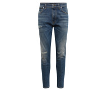 Jeans 'keep_2' blue denim