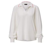 Blusen-Shirt perlweiß